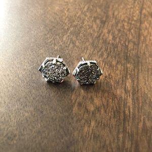 Kendra Scott Drusy Macy Stud Earrings